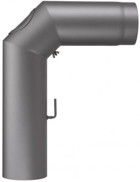 Rohrset, Standard incl. Drosselklappe